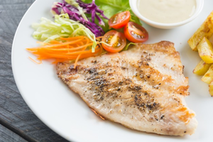 KEUKEN - Dagschotels met vis | Woensdagavond 18u30 tot 22u10 (van 29/01 tot 17/06/2020)  - € 120 +€ 160 ingrediënten | Locatie Maasmechelen