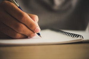 Creatief schrijven | Donderdagnamiddag  13u30 tot 15u30  (1x/maand)