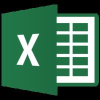 Cijfergegevens verwerken (Excel 1) | Woensdagavond 18u30 tot 21u30 (semestercursus)