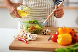 KOKEN - Trendy koken | Donderdagavond 18u30 tot 22u10 (semestercursus)  - € 120 +€ 30 cursuskost | Locatie Maasmechelen