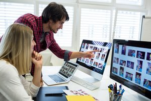 Creatief ontwerpen op je PC | Vrijdagnamiddag 13u00 tot 16u00 (semestercursus) | Locatie Bolster