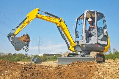 Werken met minigraver PIBO |  Vrijdag van 9u00 tot 16u00  (5 dagen van 03/05/19 tot 07/06/19)