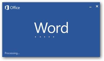 Bliksemsnel op weg met Word | Maandagavond  18u30 tot 21u30  (12 lessen van 07/09/2020 tot 12/10/2020) | Locatie Maasmechelen