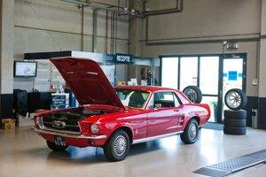 Automechanica Oldtimers JAAR 1 | Donderdagnamiddag 13u00 tot 17u30 (van 03/09/20 tot 17/06/21) | Locatie Maasmechelen