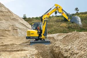 Werken met minigraver PIBO | Woensdag van 9u00 tot 16u00 ( 5 dagen van 05/05/2021 tot 02/06/2021) | Locatie Tongeren