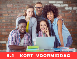 Nederlands 3.1 kort (Vantage mondeling) | ma-di-wo-do-vrij van 09u00 tot 12u25 ( 5x/week van 08/10/2021 tot 12/11/2021) | Locatie Hasselt campus Moderne Talen