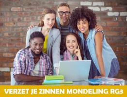 Verzet je zinnen Mondeling RG3 | woensdagvoormiddag van 9u00 tot 11u30 (van 08/09/2021 tot 20/10/2021) | Locatie Hasselt campus Moderne Talen
