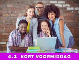 Nederlands 4.2 kort (Effectiveness schriftelijk)| dinsdag van 18u30 tot 21u30 (van 07/09/2021 tot 25/01/2022) | Locatie Hasselt campus Moderne Talen