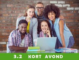 Nederlands 3.2 kort (Vantage schriftelijk)   woensdag van 18u30 tot 21u30 (van 01/09/2021 tot 19/01/2022)   Locatie Hasselt campus Moderne Talen